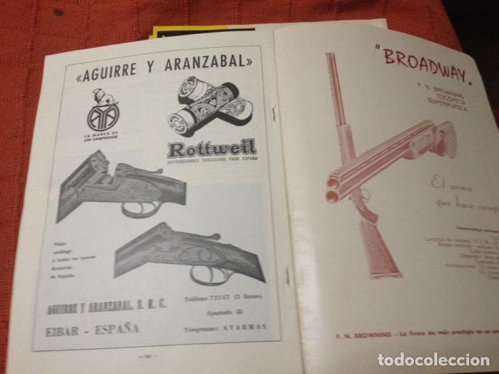 Coleccionismo deportivo: Caza y pesca febrero 1967 núm 290 - Foto 4 - 84476440
