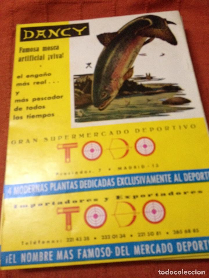 Coleccionismo deportivo: Caza y pesca febrero 1967 núm 290 - Foto 5 - 84476440