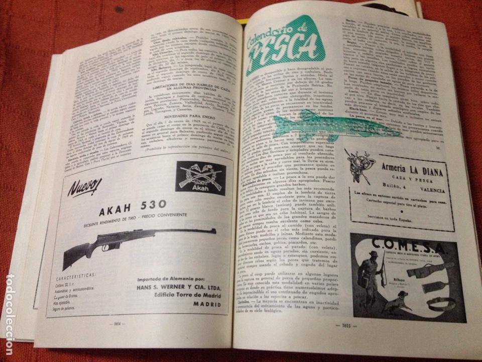 Coleccionismo deportivo: Caza y pesca diciembre 1968 núm 312 - Foto 3 - 84476691
