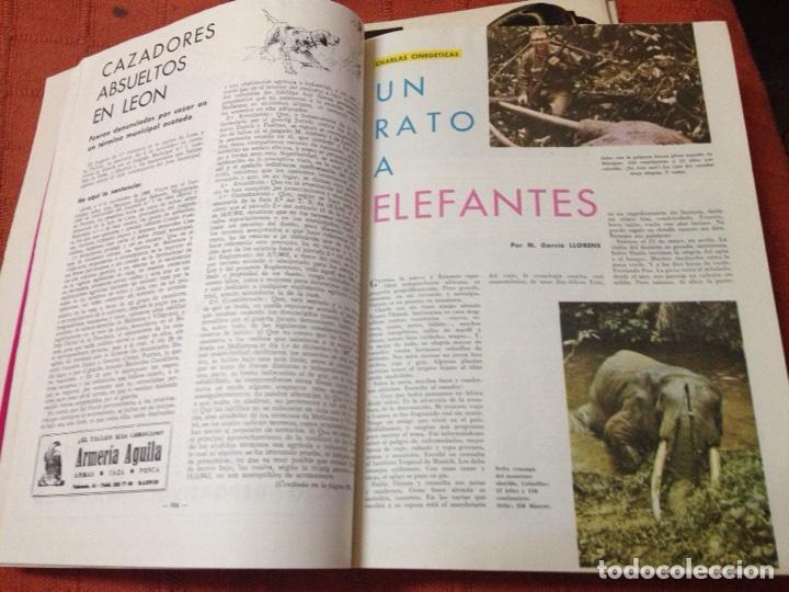 Coleccionismo deportivo: Caza y pesca diciembre 1968 núm 312 - Foto 4 - 84476691