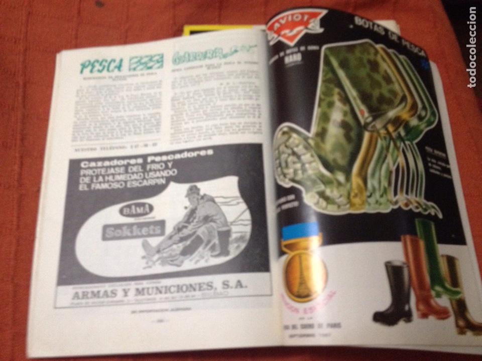Coleccionismo deportivo: Caza y pesca diciembre 1968 núm 312 - Foto 6 - 84476691