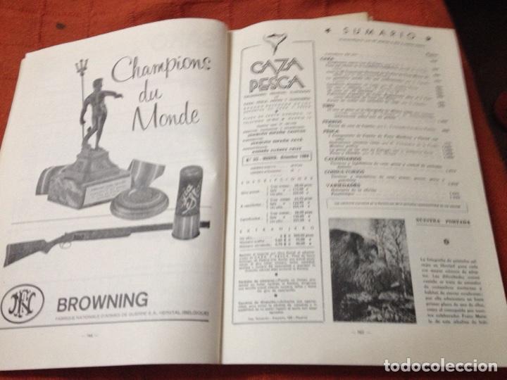 Coleccionismo deportivo: Caza y pesca diciembre 1968 núm 312 - Foto 7 - 84476691