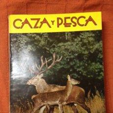 Coleccionismo deportivo: CAZA Y PESCA NOVIEMBRE 1968 NÚM 311. Lote 84476858