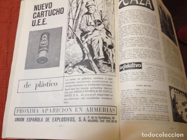 Coleccionismo deportivo: Caza y pesca abril 1968 núm 304 - Foto 2 - 84477440