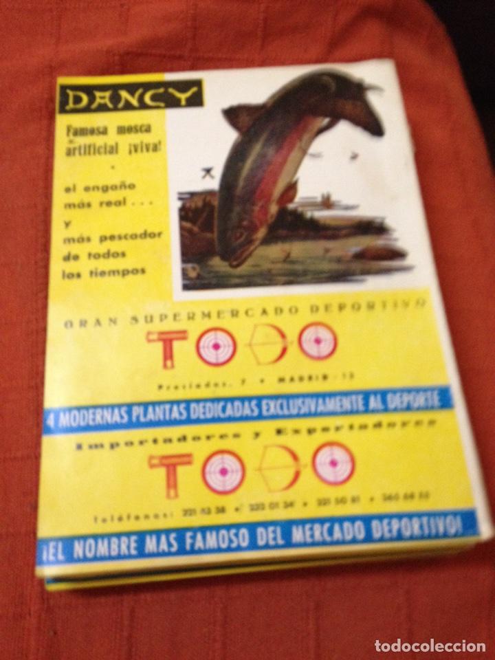 Coleccionismo deportivo: Caza y pesca abril 1968 núm 304 - Foto 4 - 84477440