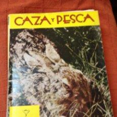 Coleccionismo deportivo: CAZA Y PESCA JUNIO 1969 NÚM 318. Lote 84478184