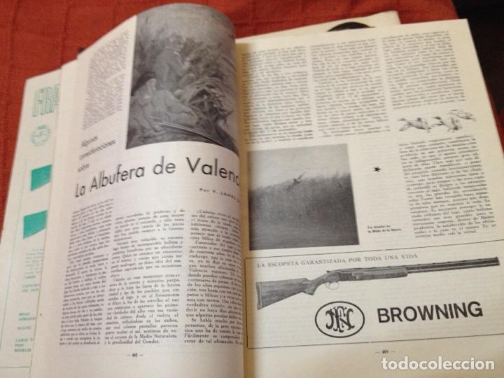 Coleccionismo deportivo: Caza y pesca junio 1969 núm 318 - Foto 2 - 84478184