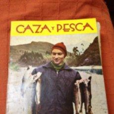 Coleccionismo deportivo: CAZA Y PESCA. Lote 84478258