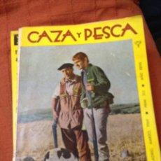 Coleccionismo deportivo: CAZA Y PESCA MARZO 1969 NÚM 315. Lote 84478580