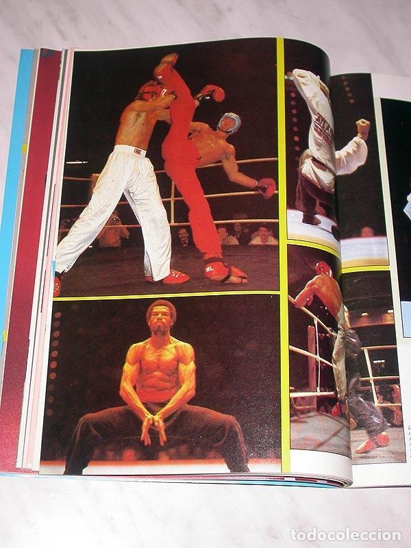 Coleccionismo deportivo: SENSEI Nº 2. REVISTA DE ARTES MARCIALES. MARZO 1988. HISTORIA DE BRUCE LEE. PÓSTER BILL WALLACE. +++ - Foto 4 - 84586632