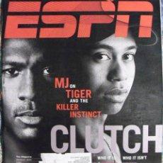 Coleccionismo deportivo: REVISTA ''ESPN'' - MICHAEL JORDAN (28-5-2001). Lote 84670676