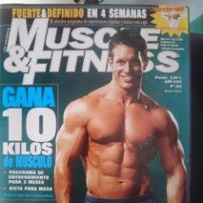 Coleccionismo deportivo: MUSCLE AND FITNESS - N 282 --REFM1E5DE. Lote 85855532