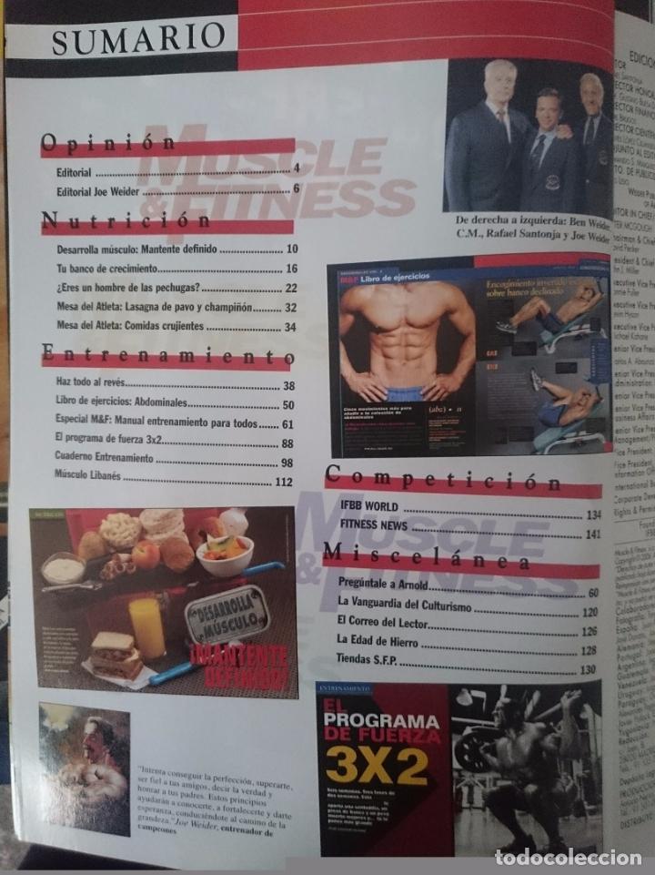 Coleccionismo deportivo: MUSCLE AND FITNESS - N 280 --RefM1E5De - Foto 2 - 85855780