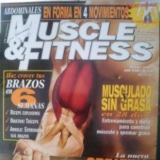 Coleccionismo deportivo: MUSCLE AND FITNESS - N 278 --REFM1E5DE. Lote 85856040