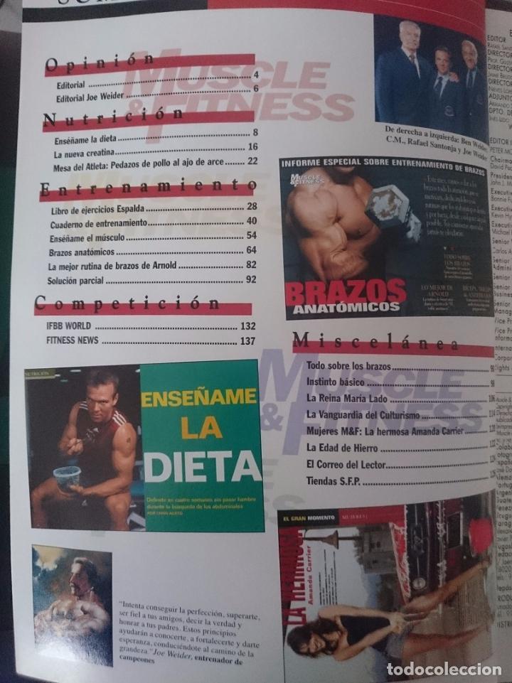 Coleccionismo deportivo: MUSCLE AND FITNESS - N 278 --RefM1E5De - Foto 2 - 85856040