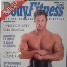 Coleccionismo deportivo: BODY FITNESS -- N 142 --REFM1E5DE. Lote 85859812