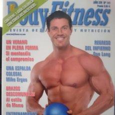Coleccionismo deportivo: BODY FITNESS -- N 141 --REFM1E5DE. Lote 85859868