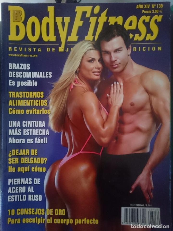 BODY FITNESS -- N 139 --REFM1E5DE (Coleccionismo Deportivo - Revistas y Periódicos - otros Deportes)