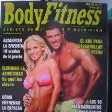 Coleccionismo deportivo: BODY FITNESS -- N 137 --REFM1E5DE. Lote 85859944