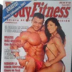 Coleccionismo deportivo: BODY FITNESS -- N 136 --REFM1E5DE. Lote 85860032