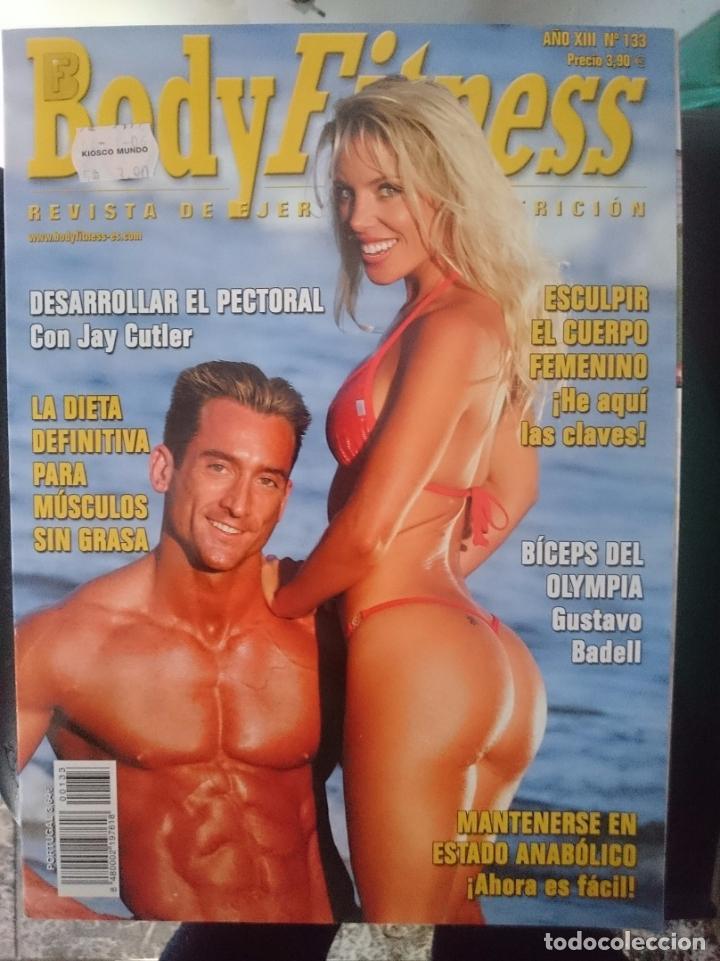 BODY FITNESS -- N 133 --REFM1E5DE (Coleccionismo Deportivo - Revistas y Periódicos - otros Deportes)