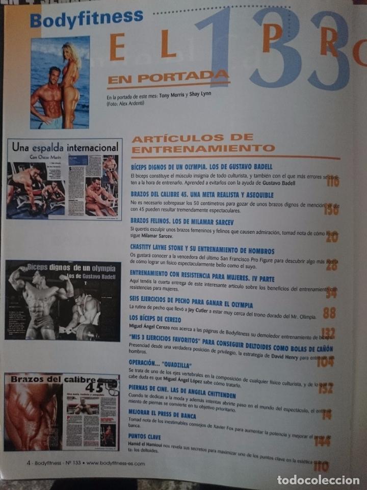 Coleccionismo deportivo: BODY FITNESS -- N 133 --RefM1E5De - Foto 2 - 85860116