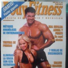 Coleccionismo deportivo: BODY FITNESS -- N 132 --REFM1E5DE. Lote 85860192