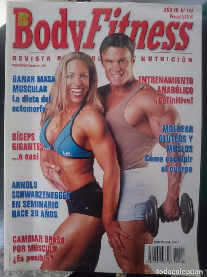 BODY FITNESS -- N 117 --REFM1E5DE (Coleccionismo Deportivo - Revistas y Periódicos - otros Deportes)
