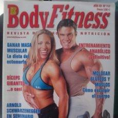 Coleccionismo deportivo: BODY FITNESS -- N 117 --REFM1E5DE. Lote 85860232