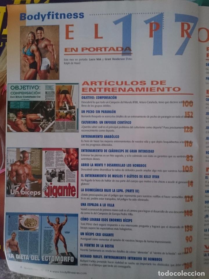Coleccionismo deportivo: BODY FITNESS -- N 117 --RefM1E5De - Foto 2 - 85860232