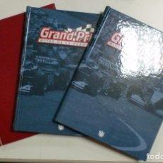 Coleccionismo deportivo: LOTE 3 LIBROS GRAND PRIX - MITOS DE LA FORMULA 1 - Nº1 Y 2 Y EL GRAN LIBRO DE LOS CAMPEONES. RBA. Lote 87206380