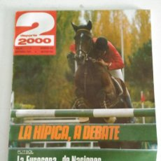 Coleccionismo deportivo: REVISTA DEPORTE 2000 N. 114 DICIEMBRE 1979. Lote 87320794