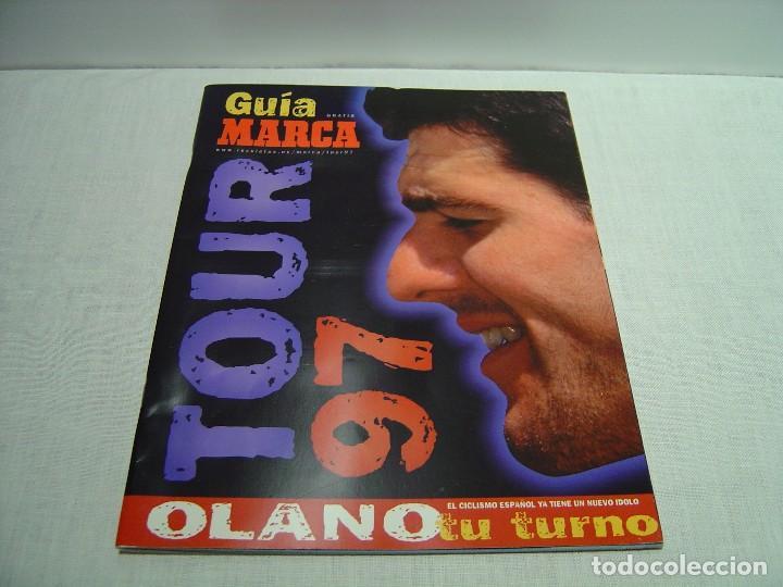 Coleccionismo deportivo: MARCA - LOTE REVISTAS CICLISMO - Foto 2 - 87473036