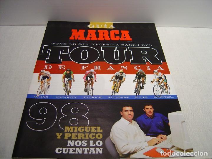 Coleccionismo deportivo: MARCA - LOTE REVISTAS CICLISMO - Foto 5 - 87473036