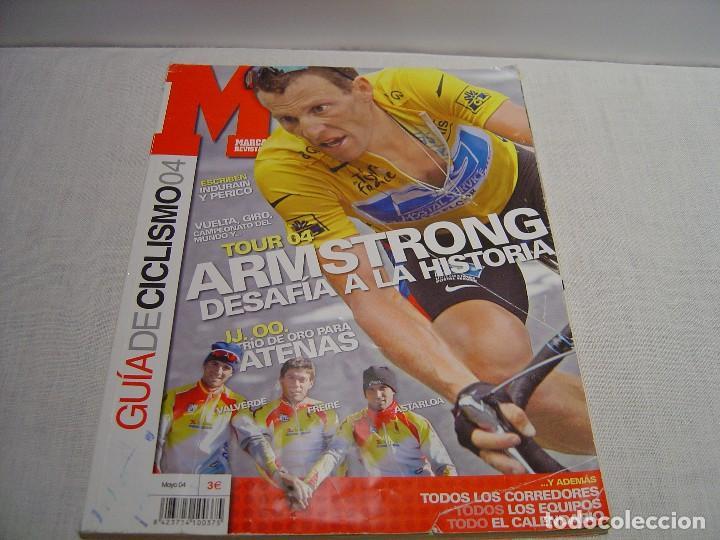 Coleccionismo deportivo: MARCA - LOTE REVISTAS CICLISMO - Foto 6 - 87473036
