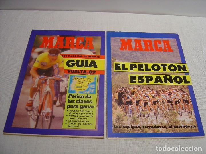Coleccionismo deportivo: MARCA - LOTE REVISTAS CICLISMO - Foto 7 - 87473036