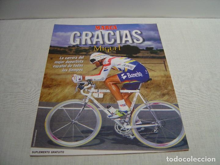 Coleccionismo deportivo: MARCA - LOTE REVISTAS CICLISMO - Foto 9 - 87473036