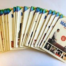 Coleccionismo deportivo: ENCICLOPEDIA PRACTICA ARTES MARCIALES - LOTE 51 FASCICULOS DEL 0 AL 52 ( FALTAN 3 PARA SER COMPLETA. Lote 183820288