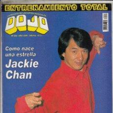 Coleccionismo deportivo: REVISTA DOJO Nº 264, JACKIE CHAN. LOS ESTILOS INTERNOS DE KUNG-FU.. Lote 174402147