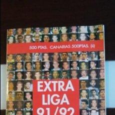 Coleccionismo deportivo: REVISTA DON BASKET EXTRA LIGA 91 92. Lote 88376320