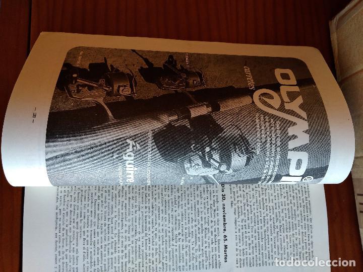 Coleccionismo deportivo: revista CAZA Y PESCA (Lote) - Foto 2 - 88847228