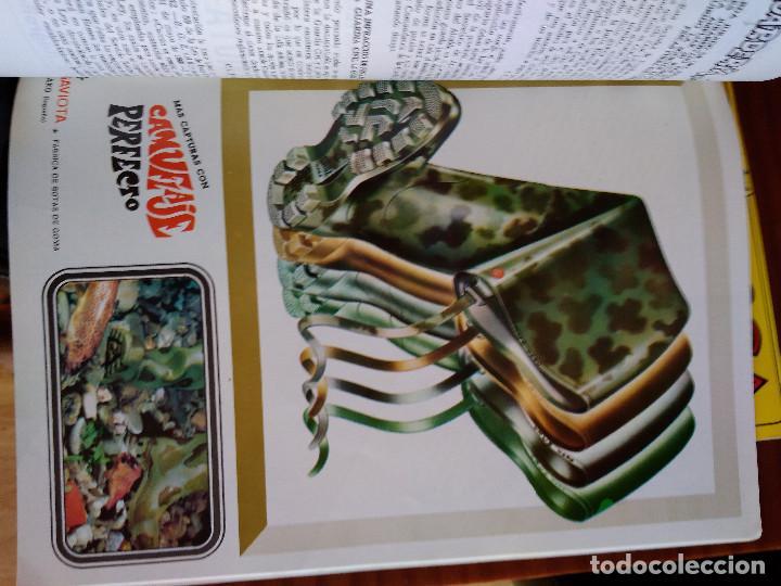 Coleccionismo deportivo: revista CAZA Y PESCA (Lote) - Foto 3 - 88847228