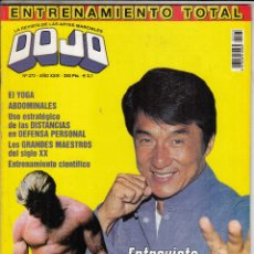 Coleccionismo deportivo: REVISTA DOJO Nº 273. JACKIE CHAN. PESAS. LOS GRANDES MAESTROS DEL SIGLO XX. . Lote 88890088