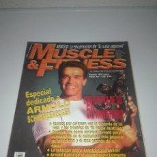 Coleccionismo deportivo: REVISTA MUSCLE FITNESS ESPECIAL DEDICADO A ARNOLD SCHWARZENEGGER N 169. Lote 89409428