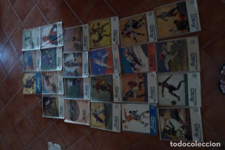 23 NUMEROS REVISTA DEPORTIVA SPORTS MEDIADOS AÑOS 1923-1924, PORTADAS A COLOR (Coleccionismo Deportivo - Revistas y Periódicos - otros Deportes)