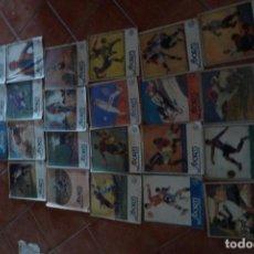 Coleccionismo deportivo: 23 NUMEROS REVISTA DEPORTIVA SPORTS MEDIADOS AÑOS 1923-1924, PORTADAS A COLOR . Lote 90808110
