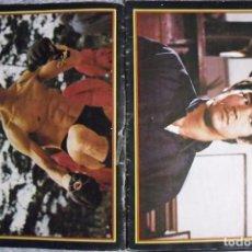 Coleccionismo deportivo: BRUCE LEE - CALENDARIO DE 1976 DE LA REVISTA FRANCESA ''KARATE'' - RAREZA. Lote 92863580