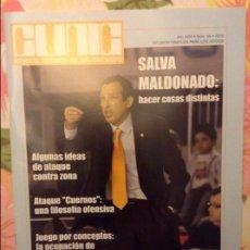 Coleccionismo deportivo: REVISTA TECNICA DE BALONCESTO CLINIC. Nº 86. 2010 - SALVA MALDONADO -. Lote 93383395