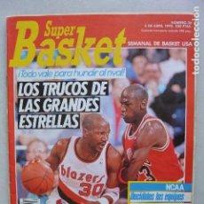 Coleccionismo deportivo: REVISTA SUPERBASKET. Nº 26 1990. Lote 93759615