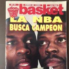 Coleccionismo deportivo: REVISTA DON BASKET Nº 51. Lote 94276330
